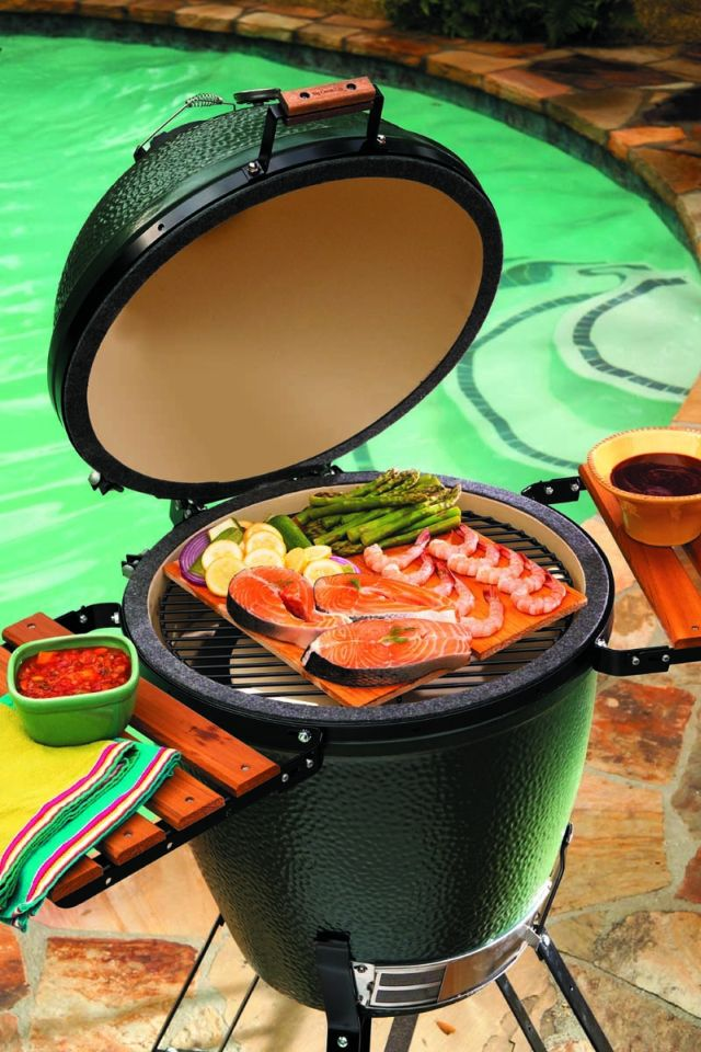 Bay Breeze Patio Will Hold A Drawing For A Big Green Egg