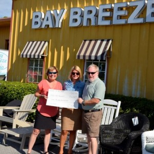 Bay Breeze Patio Is Also A Proud Supporter Of Food For Thought. In 2016, A  Portion Of The Proceeds From Eggs On The Beach Were Donated To Food For ...
