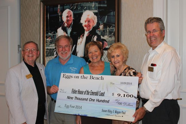 ... The Beach EggFest Barbecue Competition Held At Seascape Resort Raised  $9,100 For The Fisher House Of The Emerald Coast. Presented By Bay Breeze  Patio, ...