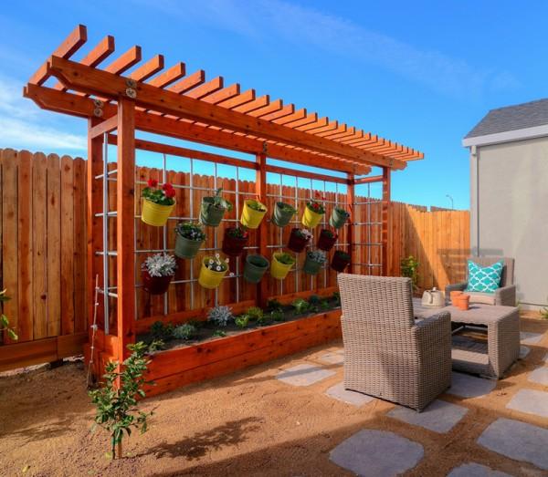 Vertical Garden. Source: Kerrie Kelly Design Lab
