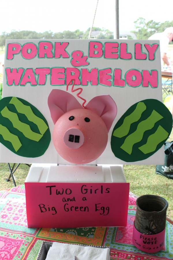 Two Girls and a BGE