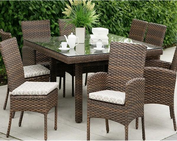 Ratana Portfino Dining Table U0026 Chairs