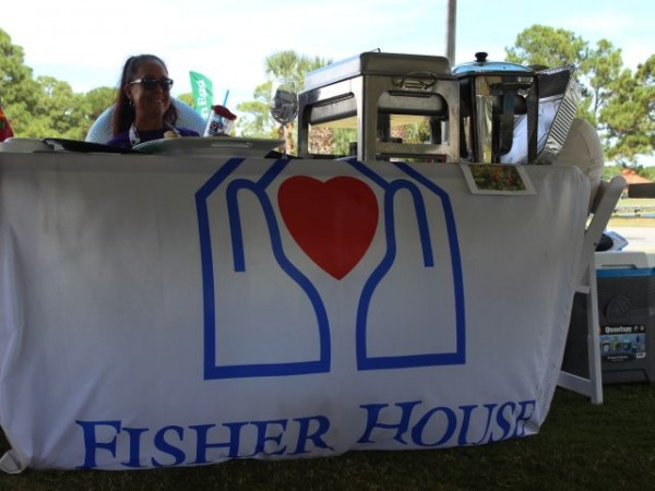 Fisher House team
