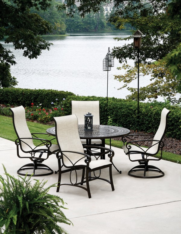 Palazzo Sling Lakedining Winston Furniture. Outdoor Wicker Furniture