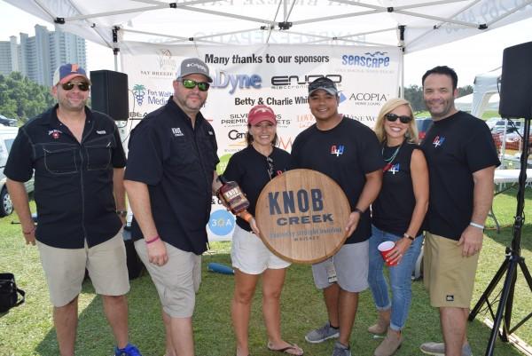 Knob Creek Winner - Oxygen 4 Heroes