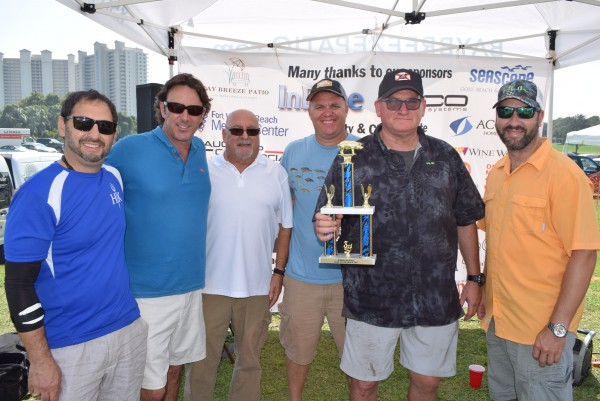 Smokin' Nuts - 3rd Judge's Award