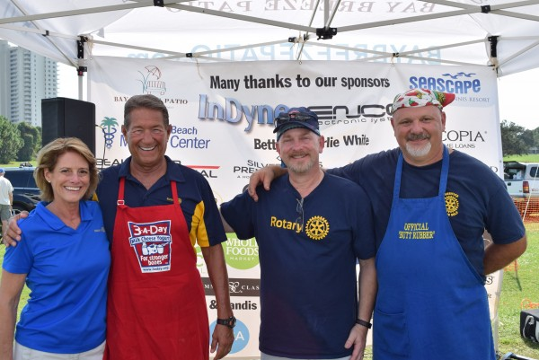 Taster Non-Profit 2nd Rotary Club of Destin