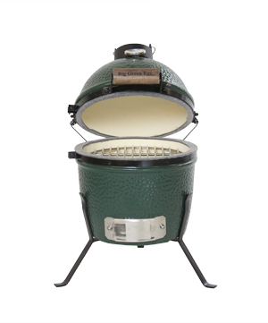 Big Green Egg - Mini (Stand Sold Separately)