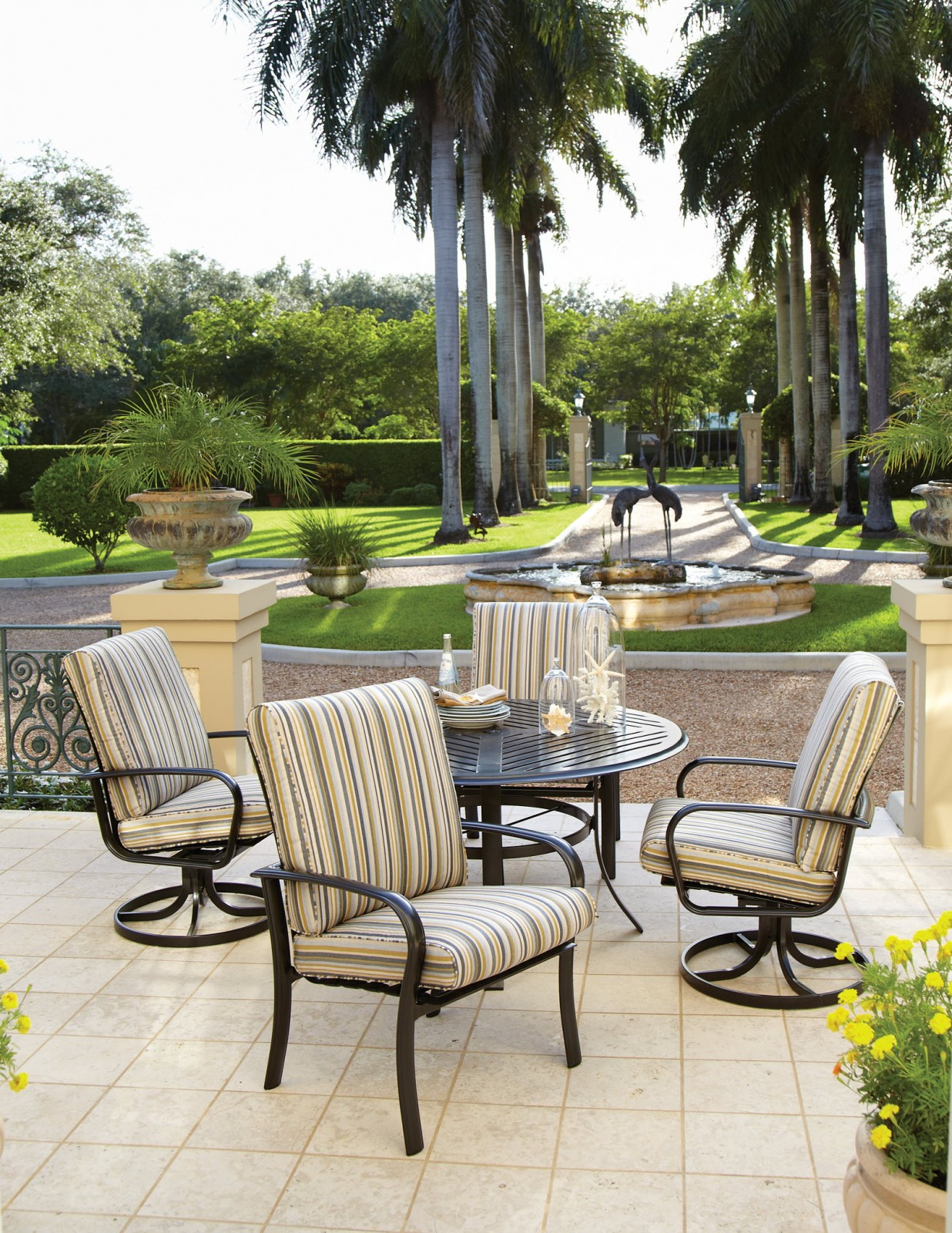 Ratana Patio Set: Winston Outdoor Furniture Sale Continues Through March