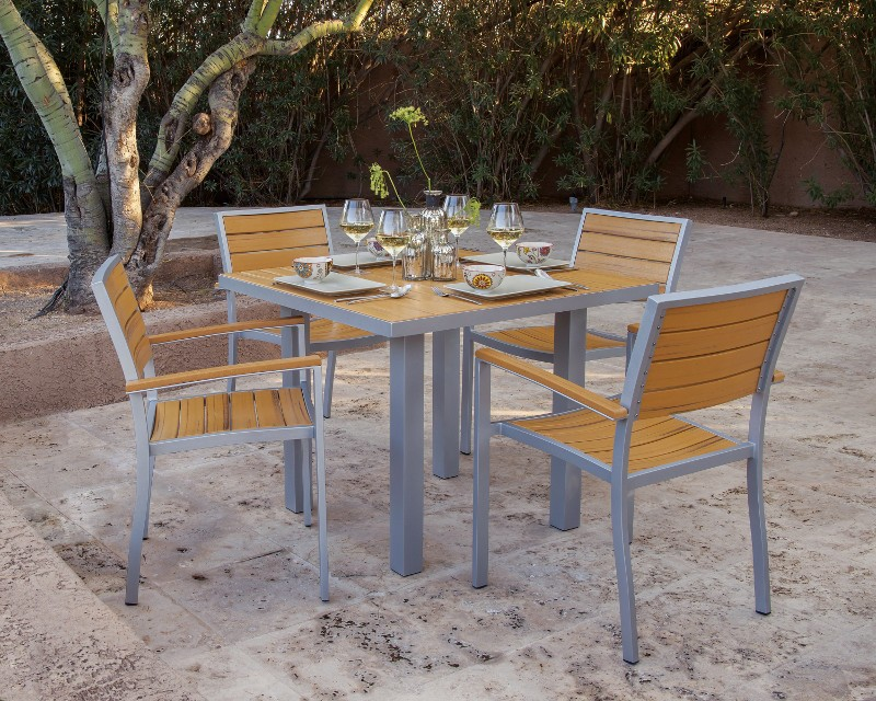 Polywood Euro Collection Bay Breeze Patio