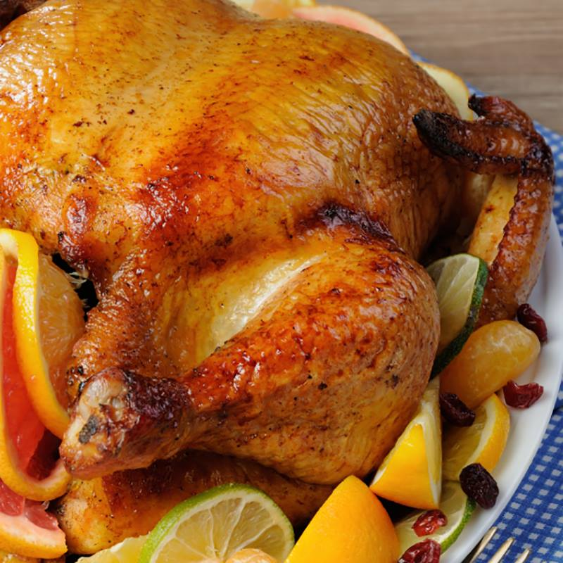 Tips For Cooking Turkey On The Grill For Thanksgiving In