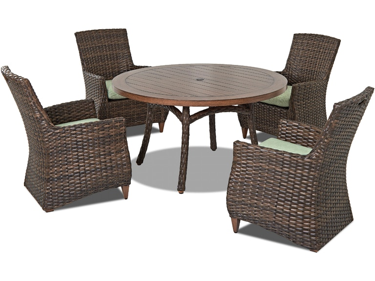 Sycamore Dining Chair By Klaussner Outdoor Bay Breeze Patio