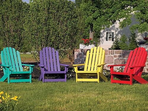 Adirondack Chair BZ