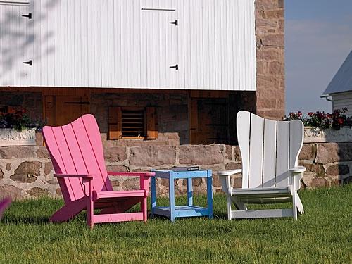 Adirondack WS Chair BZ