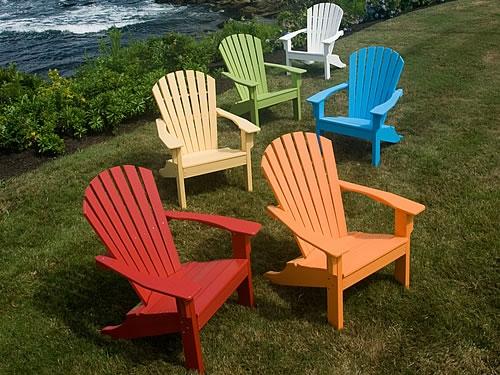 Adirondack SB Chair
