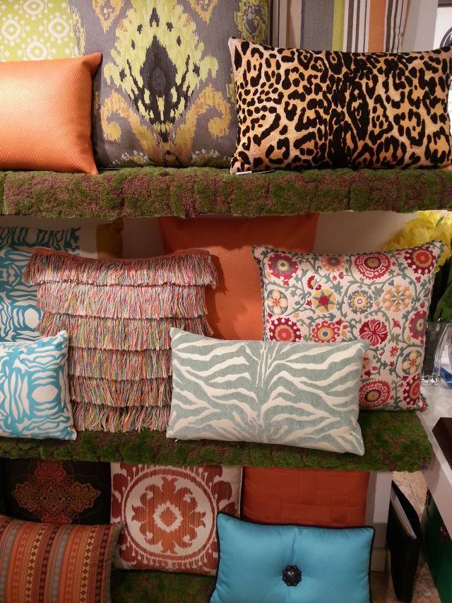 Elaine Smith Pillows
