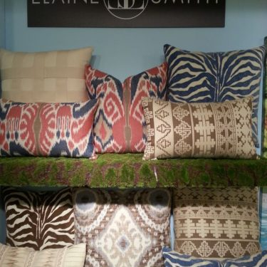 Elaine Smith Pillows - Prints