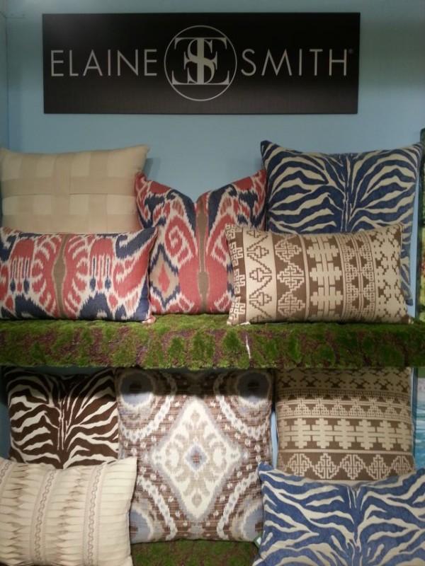 Elaine Smith Pillows - Prints